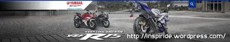 Yamaha R25 Yamaha R15 dan Yamaha R25 Motor Sport Racing dan Kencang - Titel YZF-R15